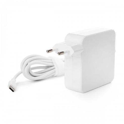 Адаптер питания USB-C от электрической сети KS-is (KS-451) 65Вт