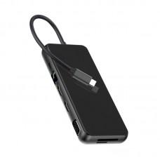 Док станция USB-C 12 в 1 KS-is (KS-475)