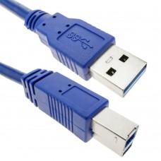 Кабель USB 3.0 Am в Bm KS-is (KS-520)