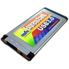 Адаптер Expresscard 34мм на порт USB 3.0 KS-is (KS-Exodif)